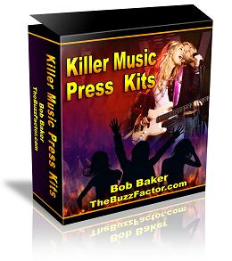 Killer Music Press Kits