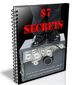 Sell $7 Special Reports Online, Make Money with Info-Products Using $7 Secrets